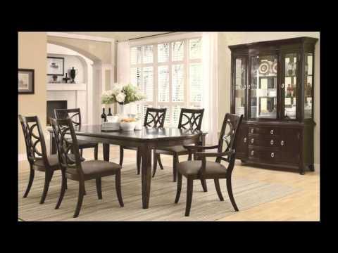 Espresso Dining Room Furniture