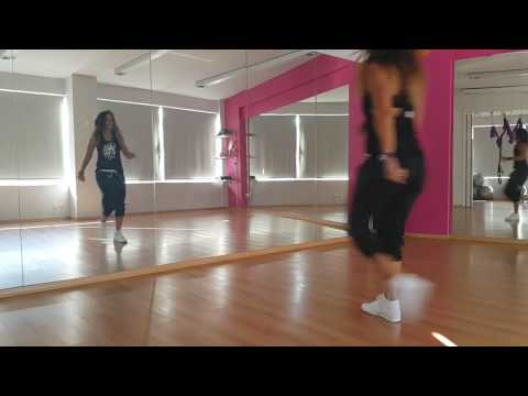 Afro Techno Mega Mix 54 (2nd Warm up)- Zumba® with Irini
