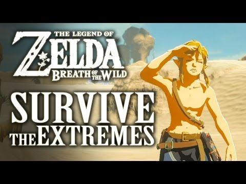How to Survive Extreme Environments In Zelda: Breath of the Wild