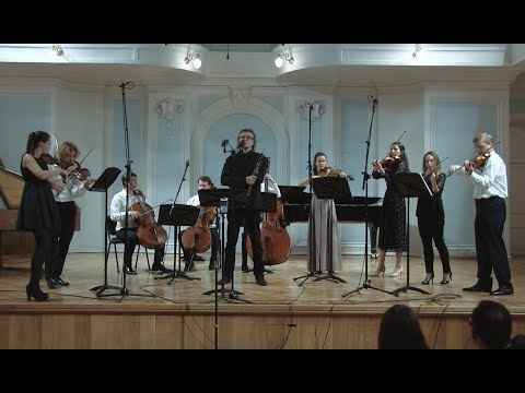 J. Haydn - Concerto in C Major. Arr for Oboe d'amore & String orchestra