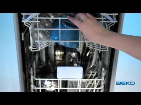 super populaire 3a69d fc17a Lave-vaisselle 45cm 10 couverts Beko - YouTube