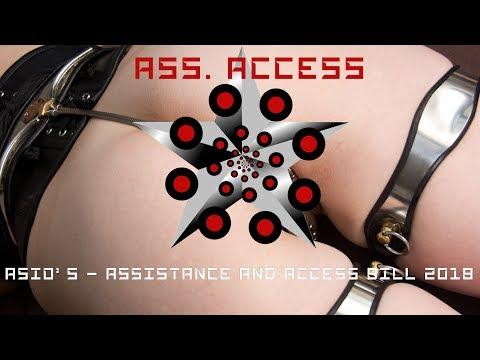 Privacy Matters -  Assistance and Access Bill 2018 - AssAccess