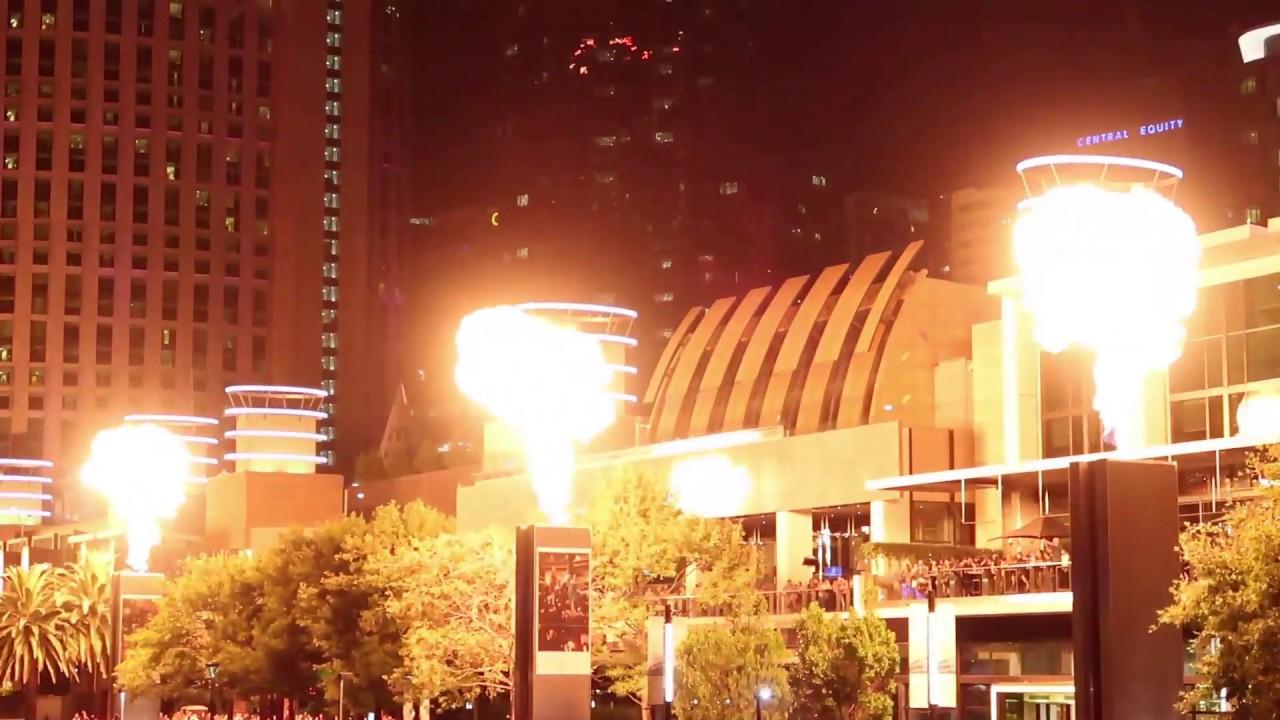 youtube crown casino fire show