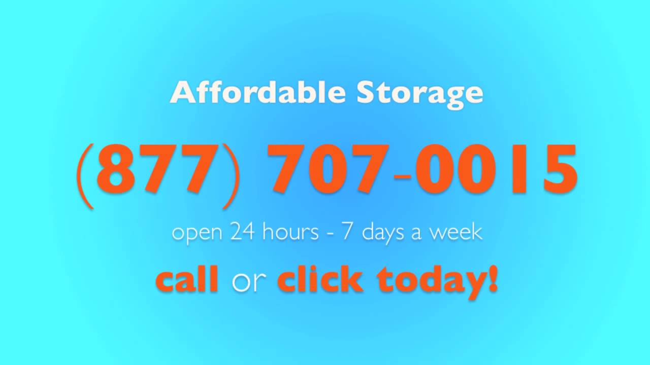 Affordable Self Storage In Linden, NJ   Call 24/7   1 (866) 707 0015
