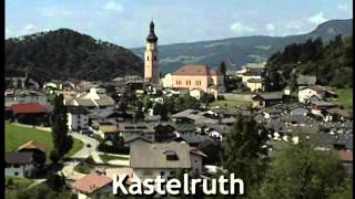 Alps of Austria and Italy: Kastelruth and the Dolomites