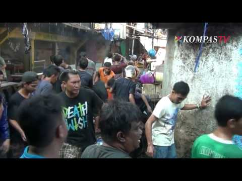 Pasar Goyang di Kapuk Muara Terbakar Mp3