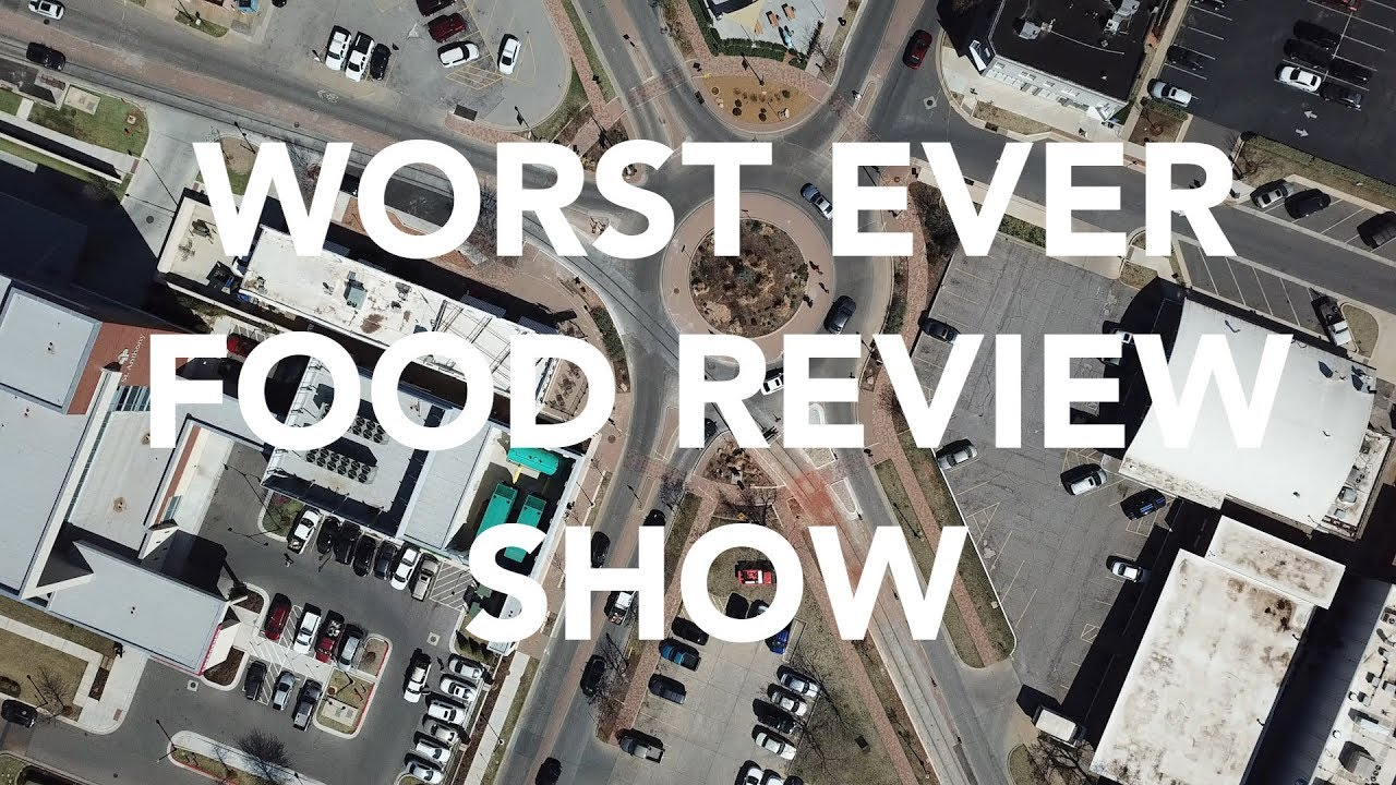 Worst Ever Food Review Show Episode 1
