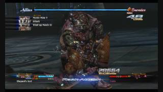 The Last Remnant: Base Bosses-Zuido & Ludope (Mod Battle)