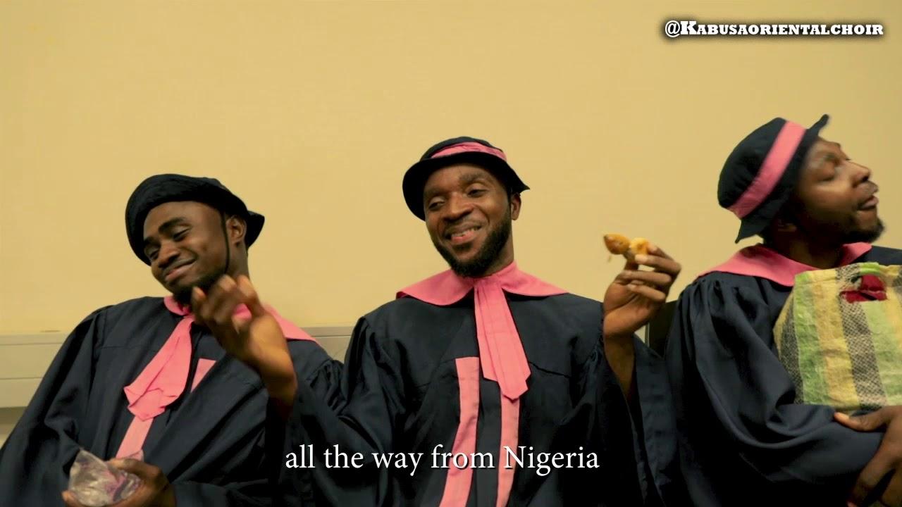Kabusa Oriental Choir  - Risky & Soldier