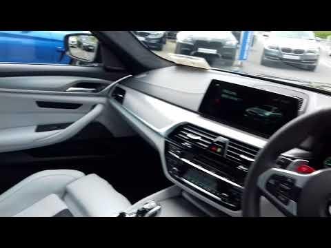 BMW M5 SINGAPORE GREY