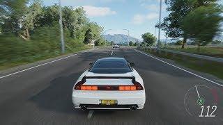 Forza Horizon 4 - 2005 Honda NSX-R Gameplay [4K]