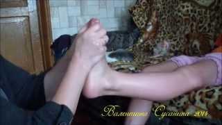 Как делать массаж ног(, 2014-07-13T16:48:32.000Z)