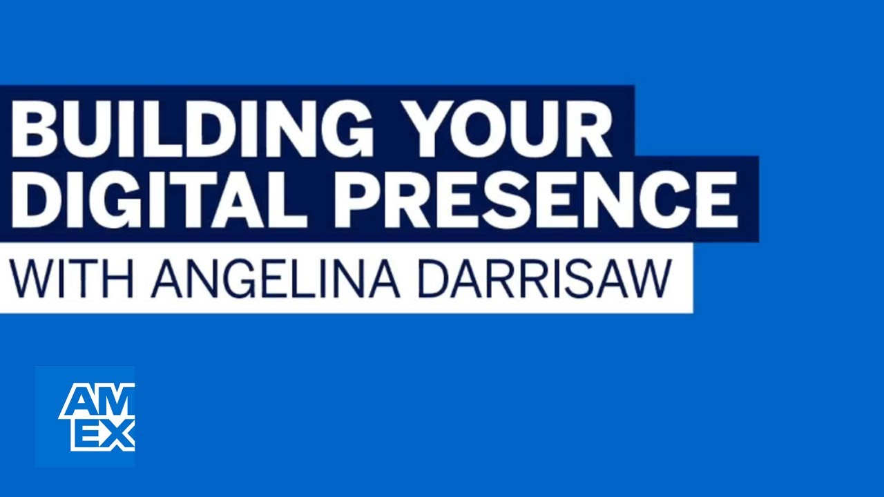 Angelina Darrisaw Joins American Express Business Class Live With a Grow With Google Marketing Class