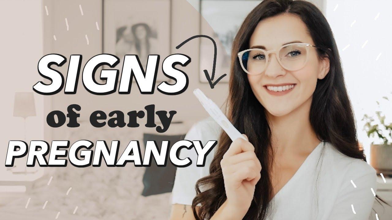 MY EARLY PREGNANCY SYMPTOMS before BFP