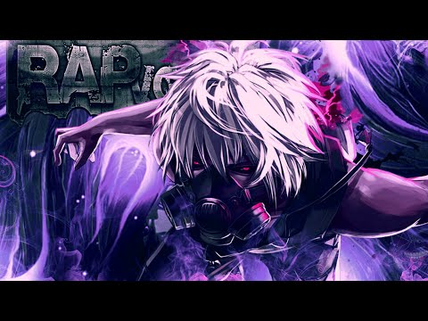 ♫ Rap dos Ghouls   Tokyo Ghoul   VG Beats - Repostado