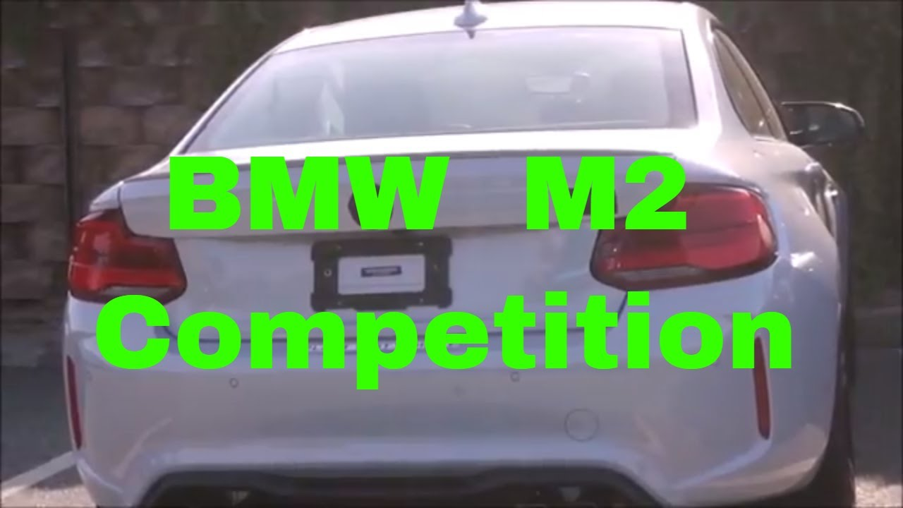 Vlog - M2 Competition - Why BMW switched to the S55 Engine ?