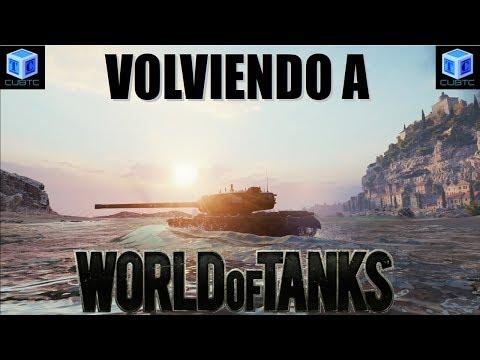 CUBTC: volviendo a World Of Tanks! thumbnail
