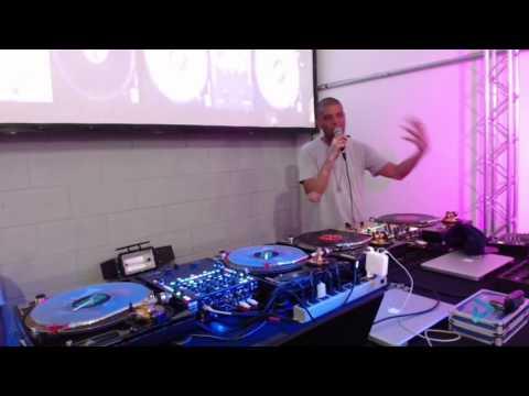 DJ KL Jay na Semana do DJ