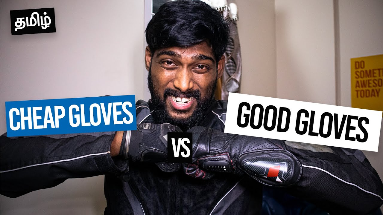 RIDING Gloves, all you need to know! | ViaTerra Grid Full Gauntlet Gloves Review | Tamil