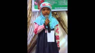 Audisi Hafidz Quran Cilik Al Buchari