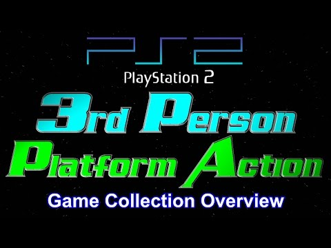 3rd Person Platforming Action -  PS2 Overview