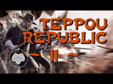 Teppou Republic Episode 11 - Total War Shogun 2 FOTS (DM) Narrative Let's Play