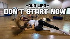 Don't start now - Dua Lipa | Adel Kuperman choreo | Studio Style @dance_school_style