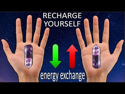 The Power of Crystal Healing: Recharging Your Energy