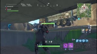 Fortnite glitch ruled out going under the map of tilted tower