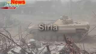 Сирия видео  Новости 2015  Джобар   тотальное уничтожение боевиков  ИГИЛ