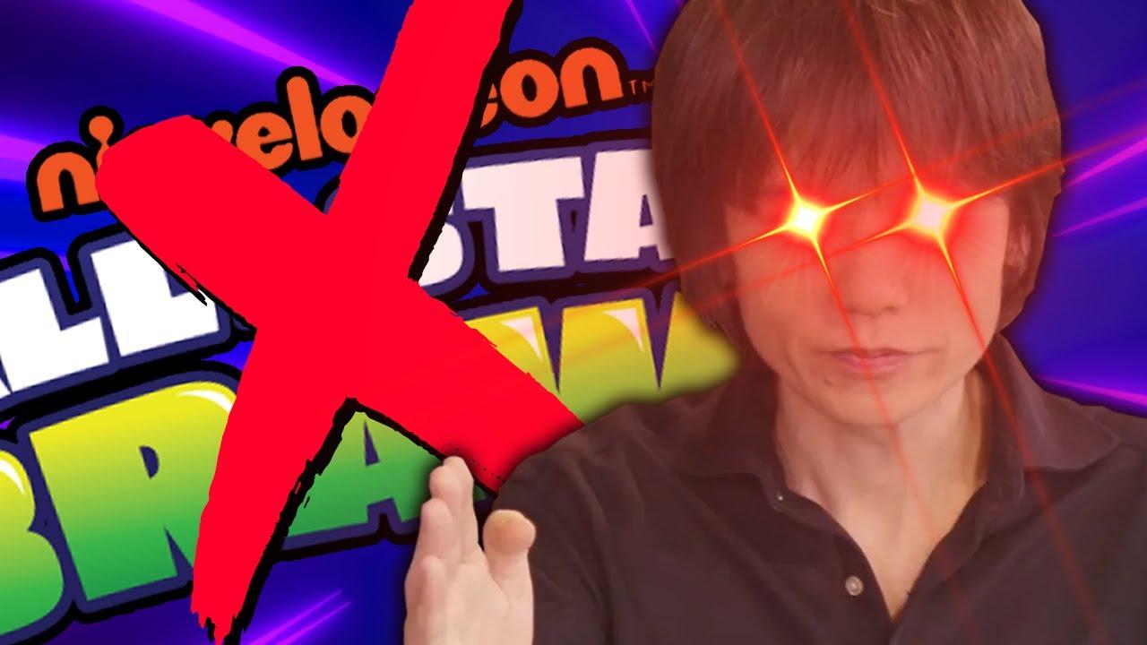 Nickelodeon All-Star Brawl devs roast Smash Ultimate & Nintendo ...