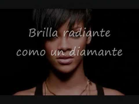 Rihanna - Diamonds (traducida al español)