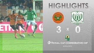 RS Berkane 3-0 DC Motema Pembe   HIGHLIGHTS   Match Day 3   TotalCAFCC