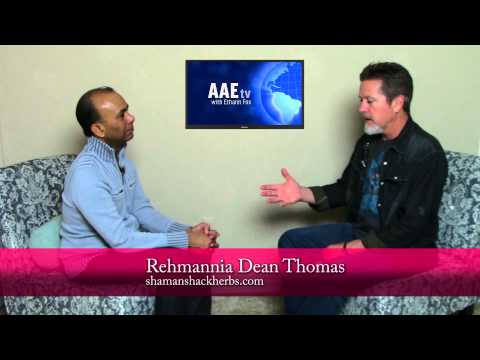 AAE tv | Traditional Chinese Medicine And Raw Food | Rehmannia Dean Thomas | 5.2.15