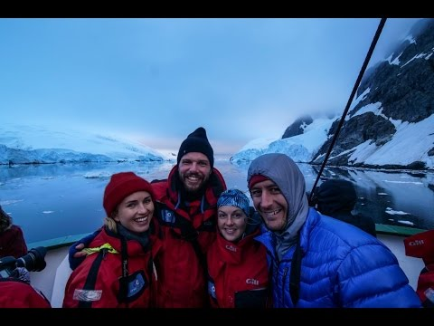 Antarctic Heritage Trust Inspiring Explorers' Expedition - short film trailer