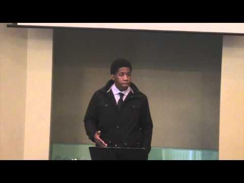 Fort McMurray SDA Church Sermon - Lorenzo Rolle feat. M.I.S.S.I.O.N