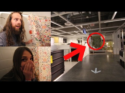 We Got Caught While Playing Hide N Seek in IKEA!