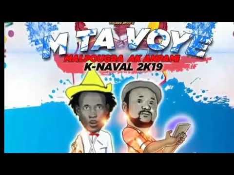 """Kanaval 2019 M ta voye """"malpougra ak anpami"""