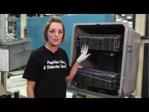 GE Employees Talk About The New GE Dishwasher