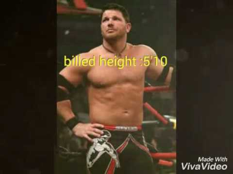 real Height wwe rosters