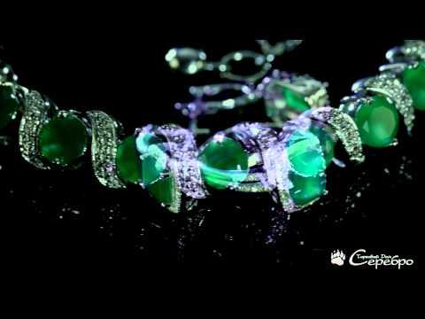 """Коллекция """"Зеленый агат"""" - очарование в деталях"""