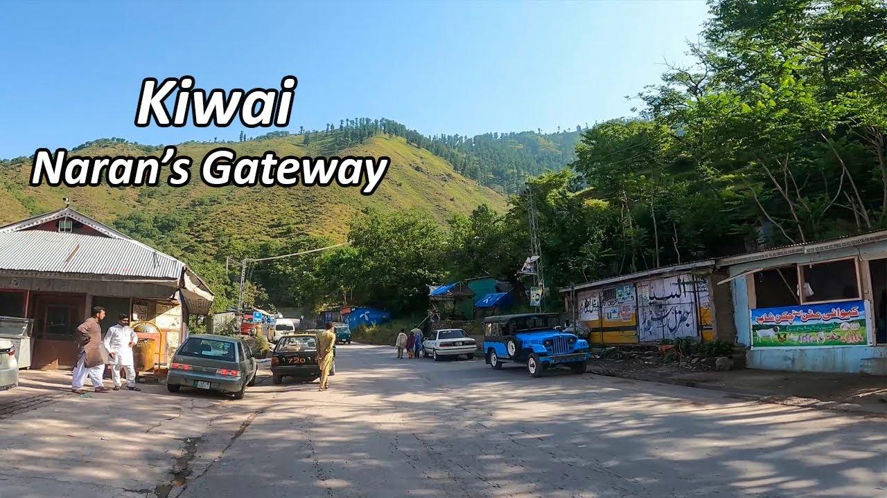 Kiwai the Gateway of Naran Kaghan | Restraunts in Waterfall | Travel Pakistan