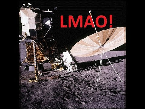 TV From the Moon: Are you INSANE?