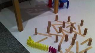 Rube Goldberg!!!