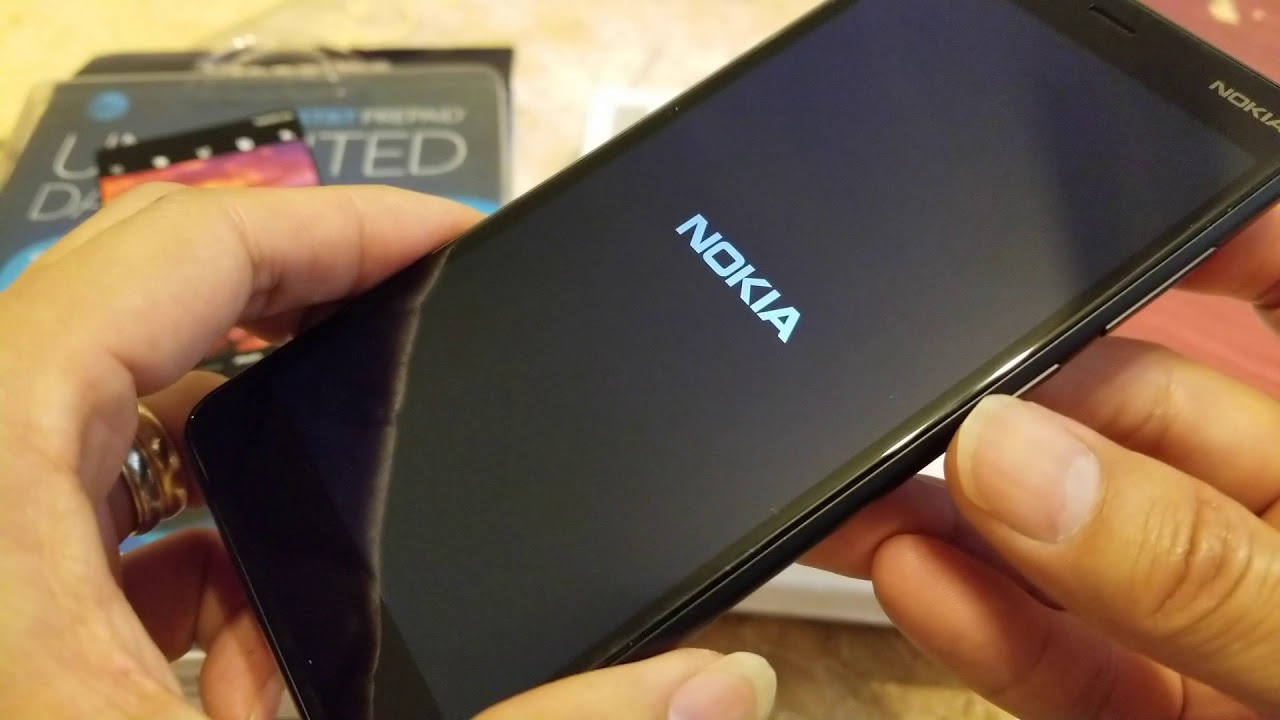 New Smartphone Nokia 3.1a Complete guide