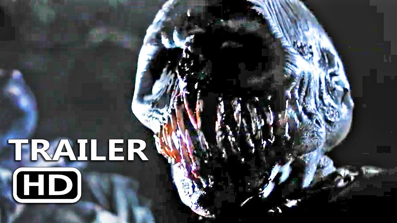 THE YOUNG CANNIBALS Official Trailer (2019) Horror Movie