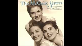 The McGuires Sisters - It May Sound Silly