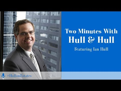 Two Minutes with Hull & Hull: Estate Trustee During Litigation