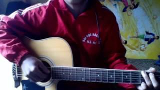 Bản Tình Ca Đầu Tiên Guitar Cover - Lá Bàng