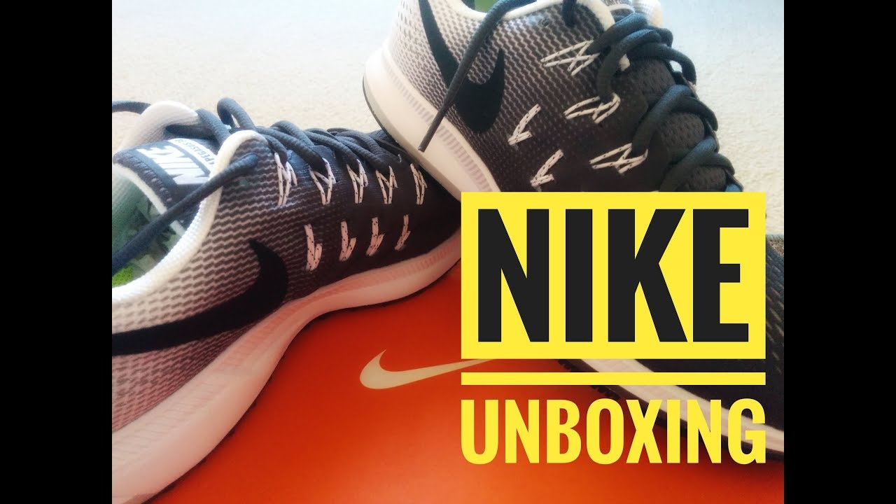 86801d4f8058c Nike Air Zoom Pegasus 33 Shoes Unboxing - YouTube